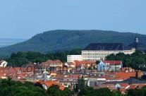 Blick auf die Residenzstadt Gotha