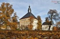 Das Gothaer Schloss Friedenstein hat auch im Herbst einen besonderen Charme